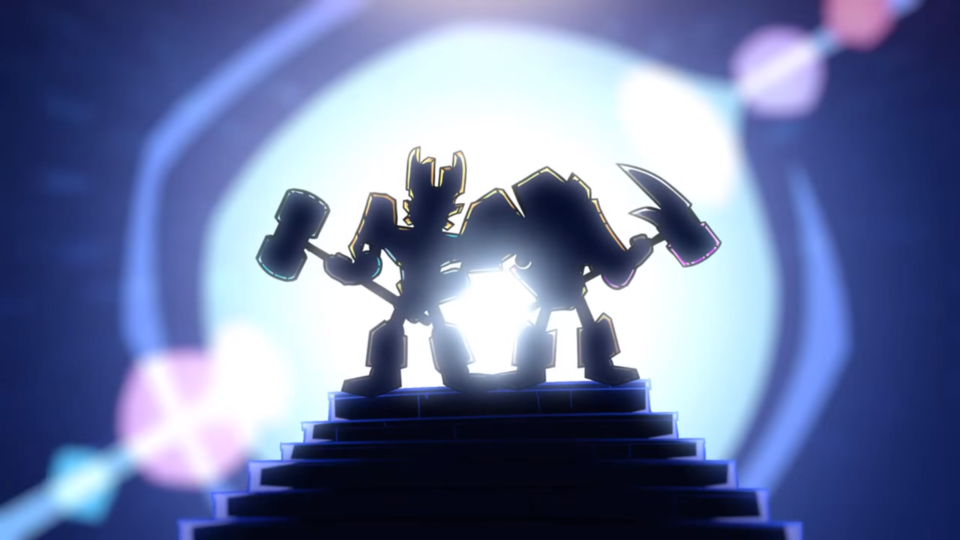 Ekimu and Makuta are Great Beings